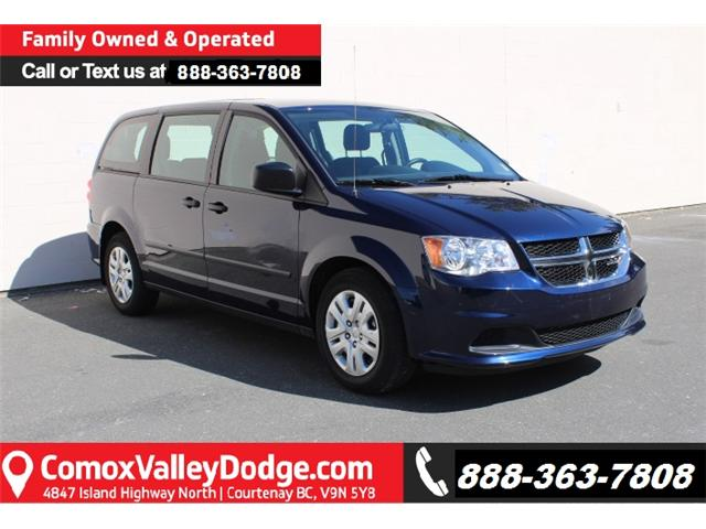 2017 Dodge Grand Caravan CVP/SXT (Stk: R634721B) in Courtenay - Image 1 of 30