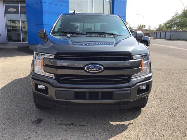 2018 Ford F-150 Lariat (Stk: 206016) in Brooks - Image 2 of 17