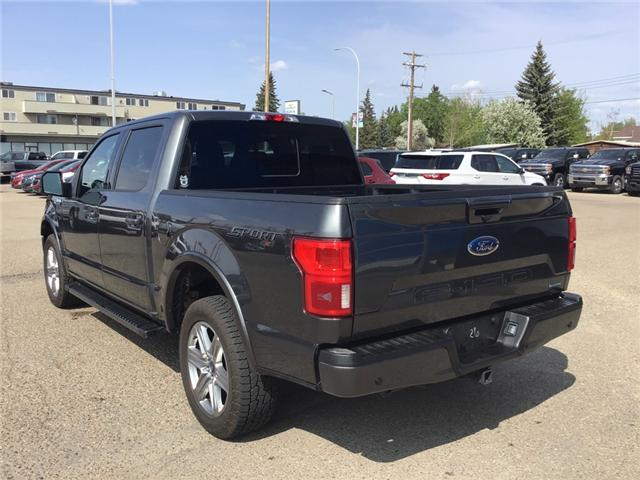 2018 Ford F-150  (Stk: 206016) in Brooks - Image 5 of 17