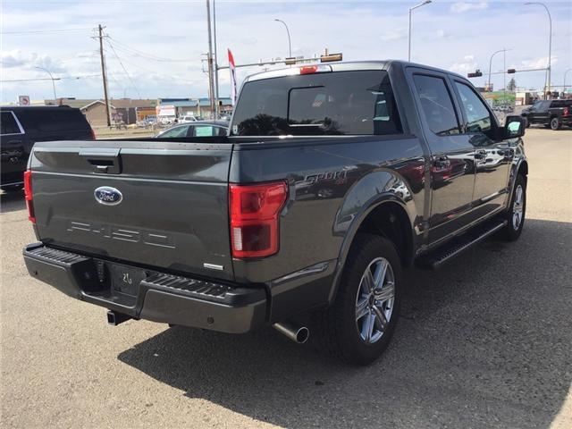 2018 Ford F-150  (Stk: 206016) in Brooks - Image 7 of 17