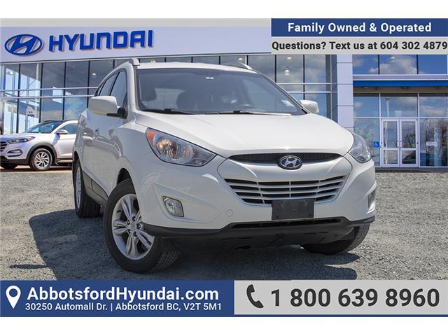 2013 Hyundai Tucson GLS (Stk: KI039299A) in Abbotsford - Image 1 of 29