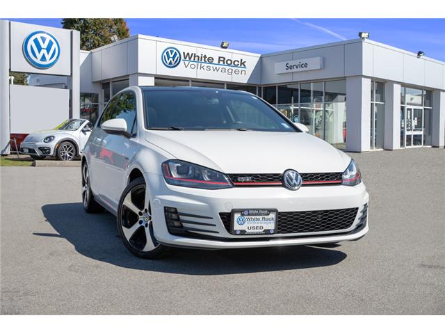 2015 Volkswagen Golf GTI 3-Door Autobahn (Stk: VW0860) in Vancouver - Image 1 of 26