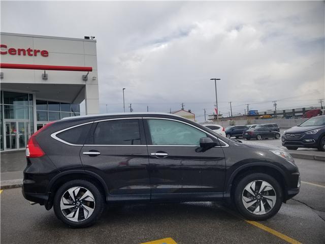 2016 Honda CR-V Touring (Stk: 2190898A) in Calgary - Image 2 of 30