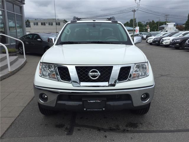 2019 Nissan Frontier SL (Stk: N97-7468) in Chilliwack - Image 2 of 19