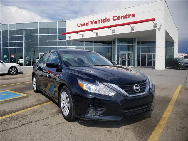 2017 Nissan Altima 2.5 S (Stk: U194169) in Calgary - Image 1 of 24