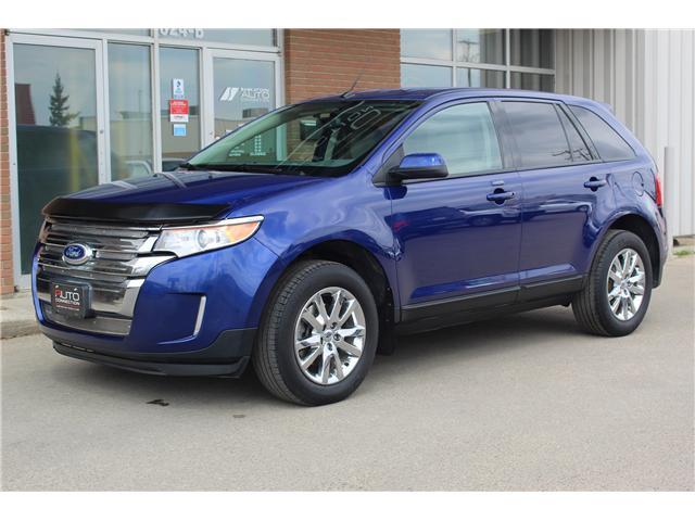 2013 Ford Edge SEL (Stk: E27420) in Saskatoon - Image 1 of 19