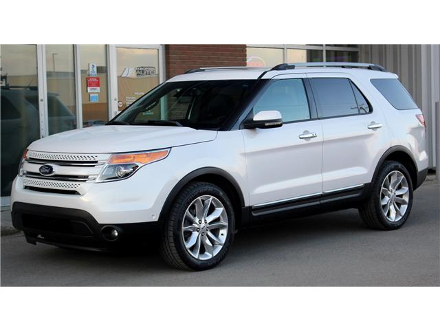 2013 Ford Explorer Limited (Stk: A23049) in Saskatoon - Image 1 of 30