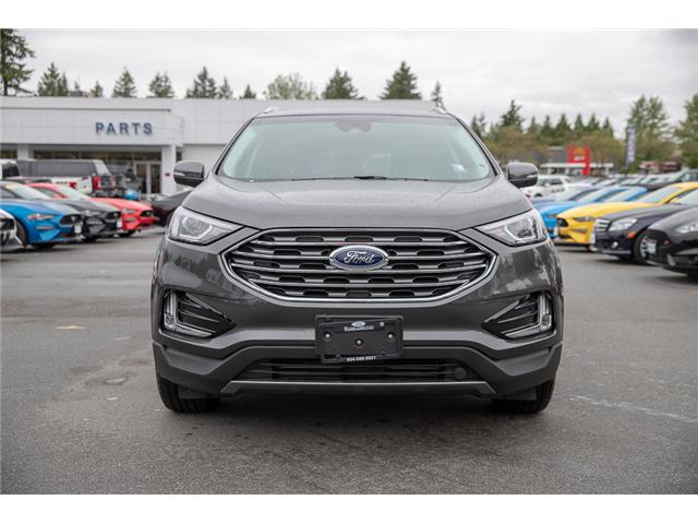 2019 Ford Edge SEL (Stk: 9ED1972) in Vancouver - Image 2 of 25