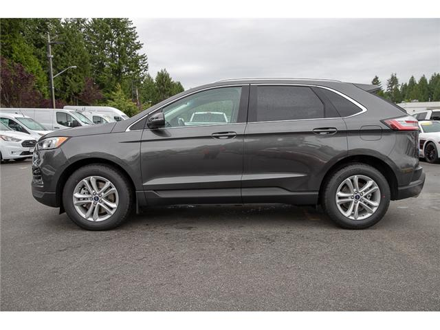 2019 Ford Edge SEL (Stk: 9ED1972) in Vancouver - Image 4 of 25