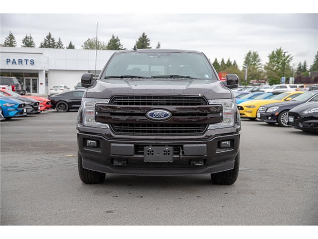 2019 Ford F-150 Lariat (Stk: 9F10163) in Vancouver - Image 2 of 30