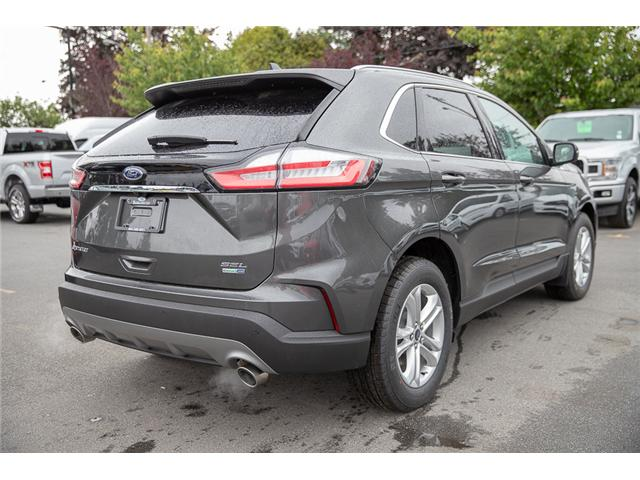 2019 Ford Edge SEL (Stk: 9ED1972) in Vancouver - Image 7 of 25