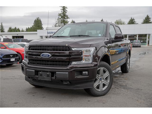 2019 Ford F-150 Lariat (Stk: 9F10163) in Vancouver - Image 3 of 30