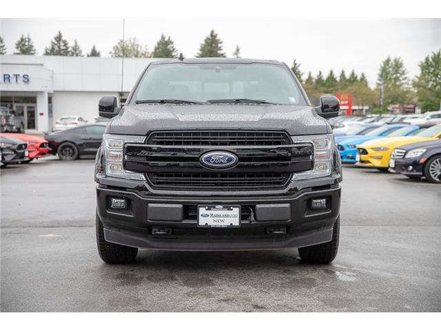 2019 Ford F-150 Lariat (Stk: 9F10227) in Vancouver - Image 2 of 30
