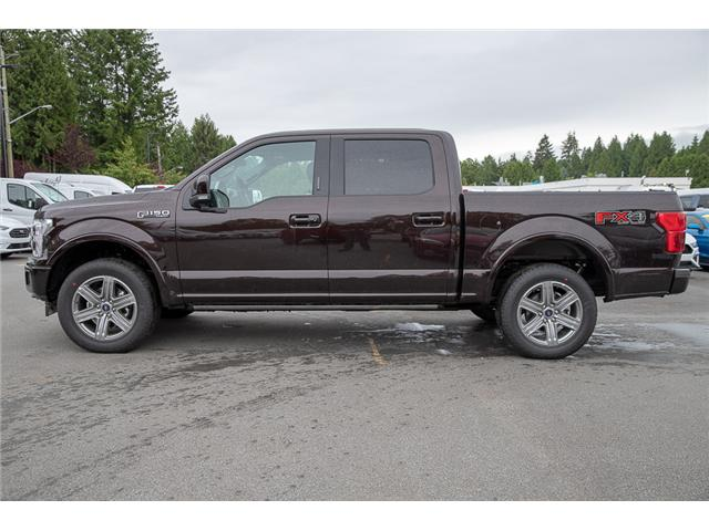 2019 Ford F-150 Lariat (Stk: 9F10163) in Vancouver - Image 4 of 30