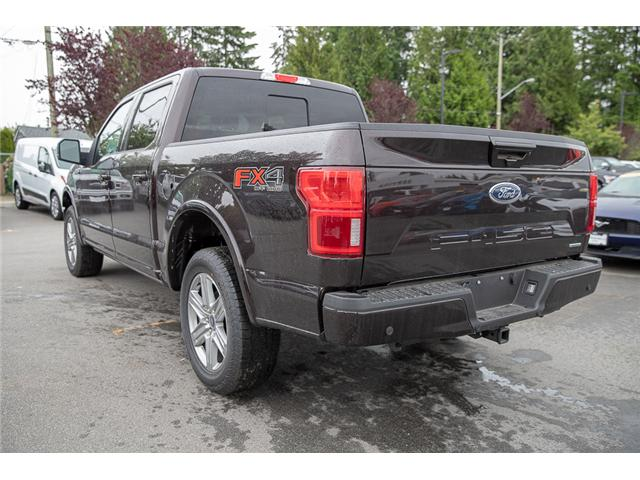 2019 Ford F-150 Lariat (Stk: 9F10163) in Vancouver - Image 5 of 30