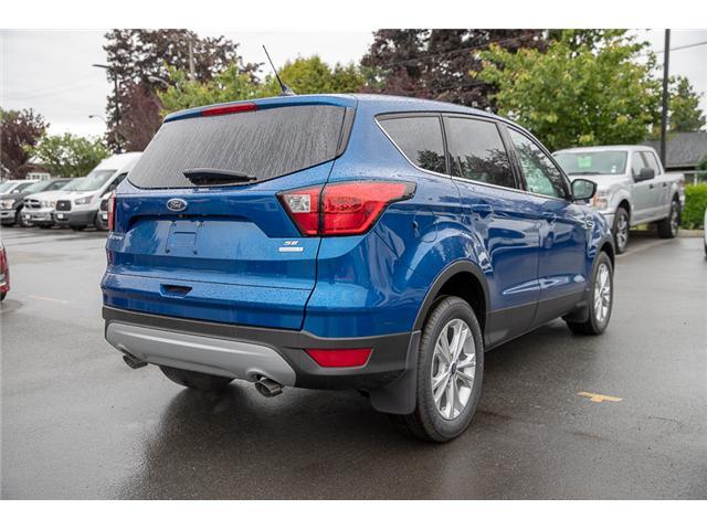 2019 Ford Escape SE (Stk: 9ES7730) in Vancouver - Image 7 of 25
