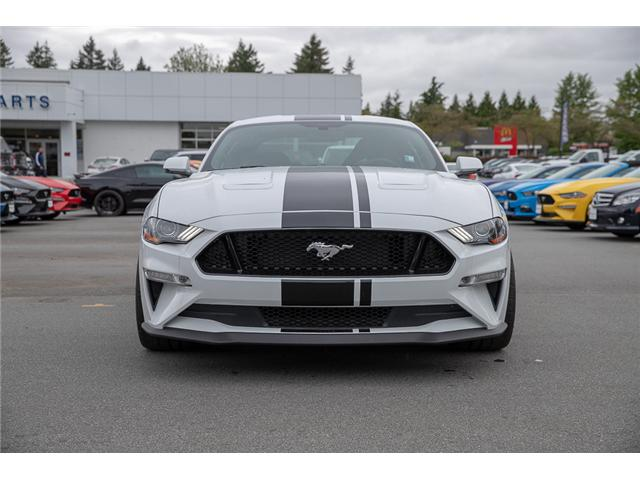 2019 Ford Mustang  (Stk: 9MU0112) in Vancouver - Image 2 of 24