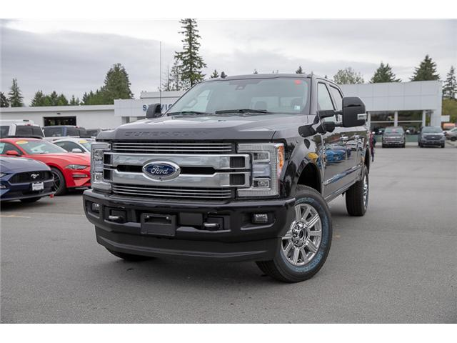 2019 Ford F-350 Limited (Stk: 9F38537) in Vancouver - Image 3 of 28