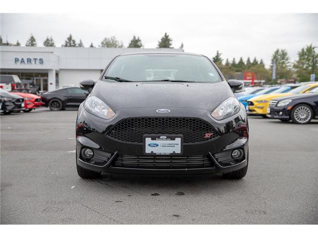 2018 Ford Fiesta ST (Stk: P0584) in Vancouver - Image 2 of 28