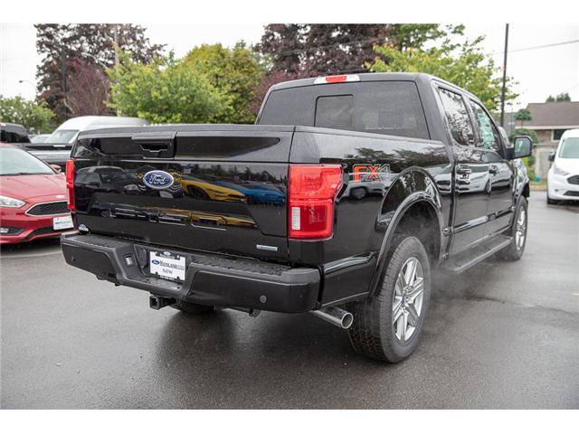 2019 Ford F-150 Lariat (Stk: 9F10227) in Vancouver - Image 7 of 30