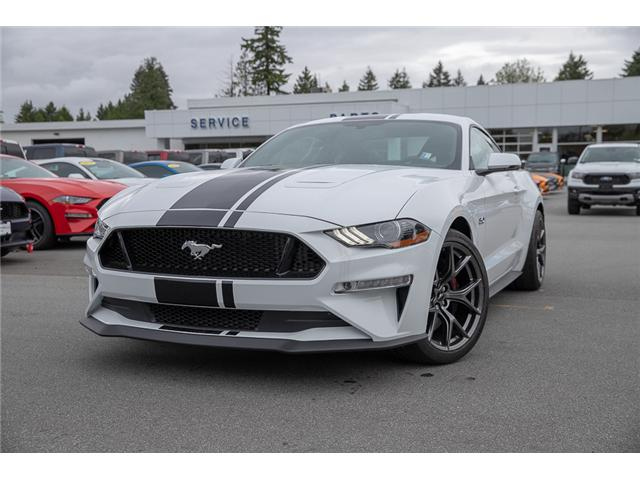 2019 Ford Mustang  (Stk: 9MU0112) in Vancouver - Image 3 of 24