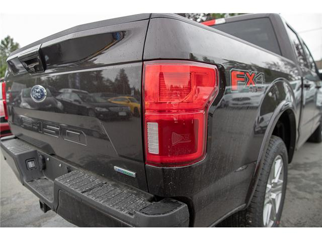 2019 Ford F-150 Lariat (Stk: 9F10163) in Vancouver - Image 10 of 30