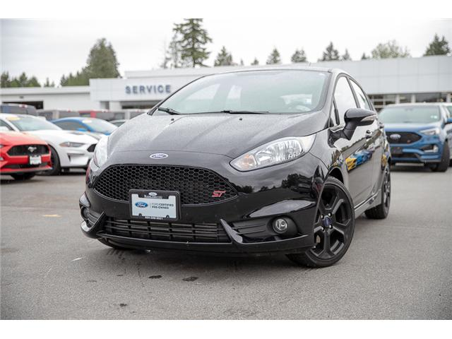 2018 Ford Fiesta ST (Stk: P0584) in Vancouver - Image 3 of 28
