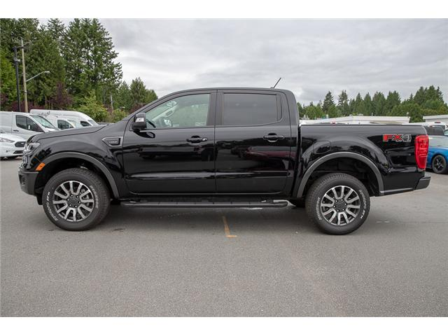 2019 Ford Ranger Lariat (Stk: 9RA6723) in Vancouver - Image 4 of 28