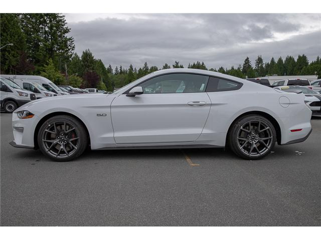 2019 Ford Mustang  (Stk: 9MU0112) in Vancouver - Image 4 of 24
