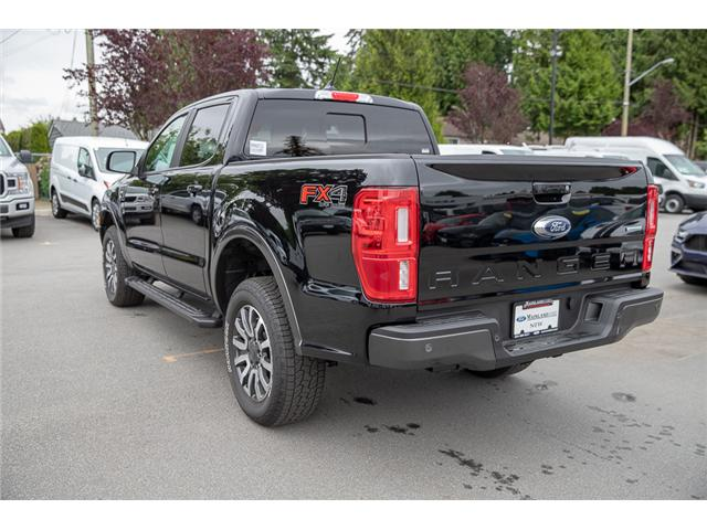 2019 Ford Ranger Lariat (Stk: 9RA6723) in Vancouver - Image 5 of 28