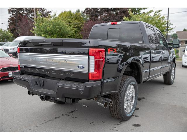 2019 Ford F-350 Limited (Stk: 9F38537) in Vancouver - Image 7 of 28