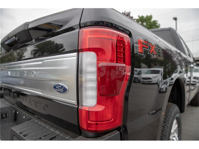 2019 Ford F-350 Limited (Stk: 9F38537) in Vancouver - Image 9 of 28