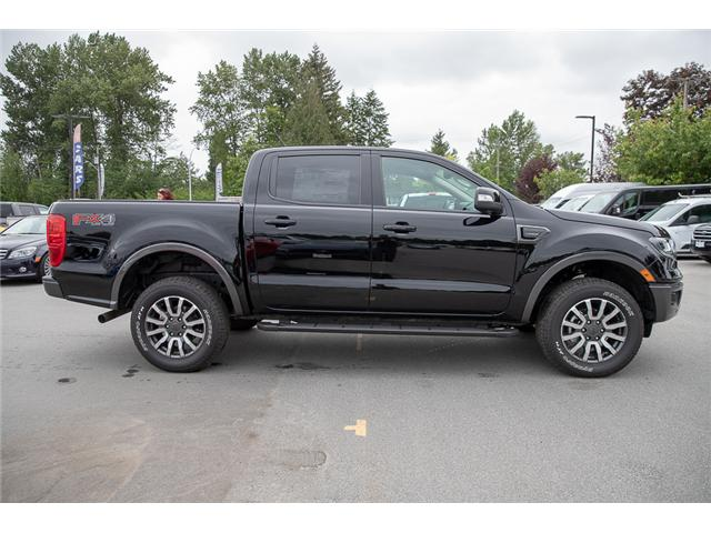 2019 Ford Ranger Lariat (Stk: 9RA6723) in Vancouver - Image 8 of 28