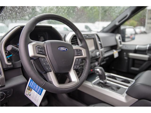 2019 Ford F-150 Lariat (Stk: 9F10227) in Vancouver - Image 16 of 30