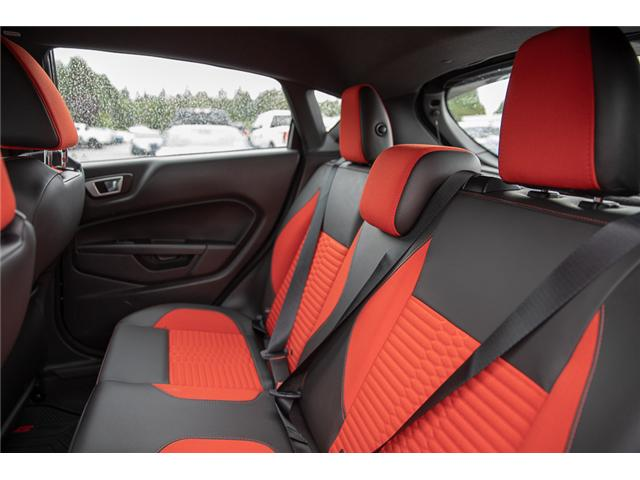 2018 Ford Fiesta ST (Stk: P0584) in Vancouver - Image 11 of 28