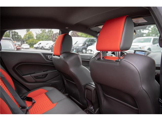 2018 Ford Fiesta ST (Stk: P0584) in Vancouver - Image 15 of 28