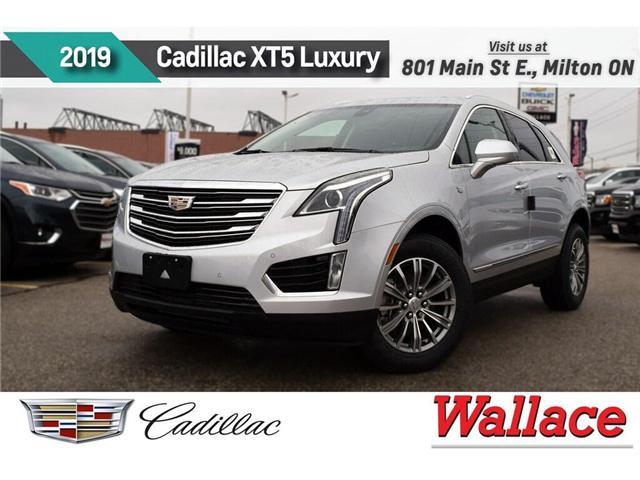 2019 Cadillac XT5 Luxury (Stk: 176708) in Milton - Image 1 of 11