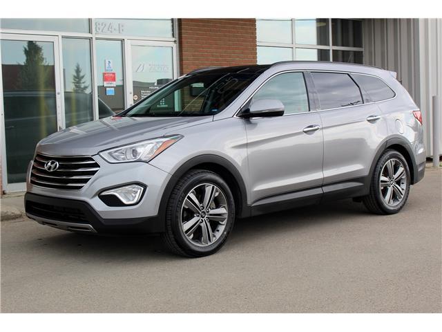 2013 Hyundai Santa Fe XL Limited (Stk: 003475) in Saskatoon - Image 1 of 27