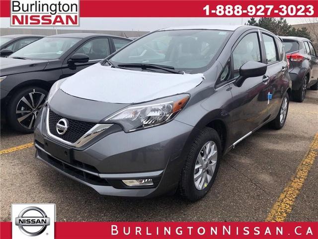 2019 Nissan Versa Note SV (Stk: Y1508) in Burlington - Image 1 of 5