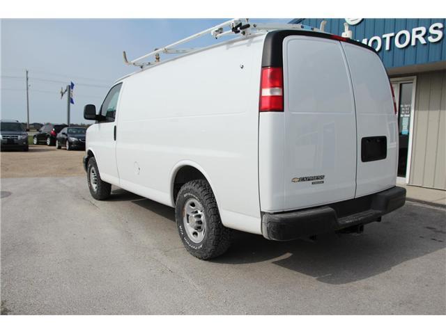2013 Chevrolet Express 2500 Standard (Stk: P9093) in Headingley - Image 7 of 18