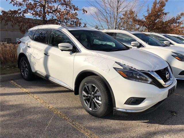 2018 Nissan Murano SL (Stk: X8861) in Burlington - Image 3 of 5
