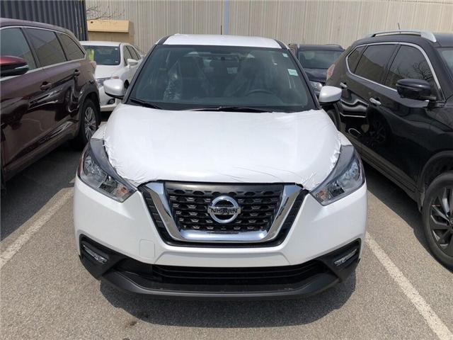 2019 Nissan Kicks SV (Stk: Y1165) in Burlington - Image 2 of 5
