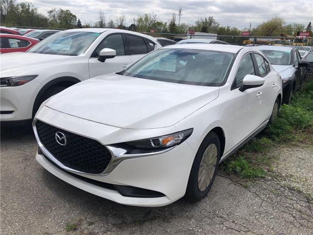 2019 Mazda Mazda3 GX (Stk: 81847) in Toronto - Image 1 of 5