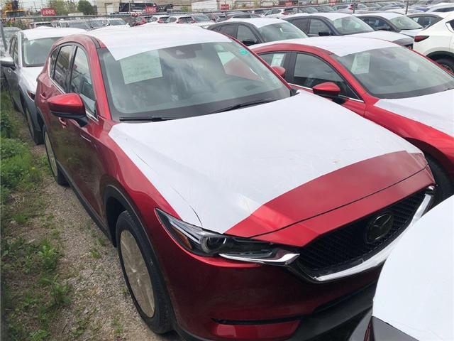 2019 Mazda CX-5 Signature (Stk: 81844) in Toronto - Image 1 of 5