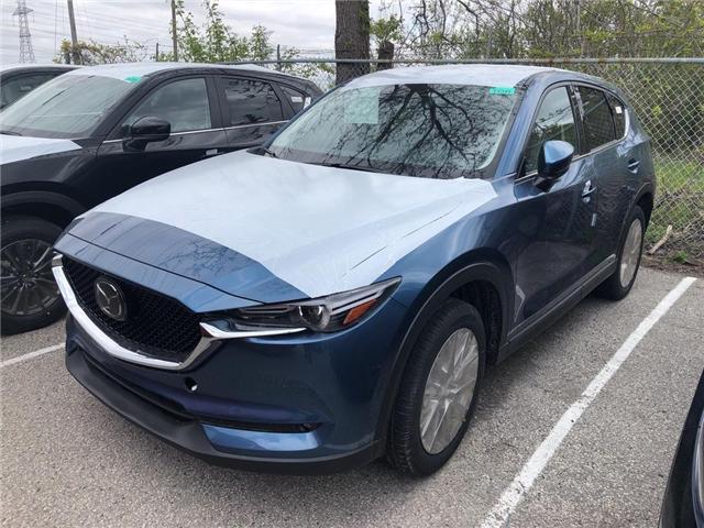 2019 Mazda CX-5 GT w/Turbo (Stk: 81866) in Toronto - Image 1 of 5