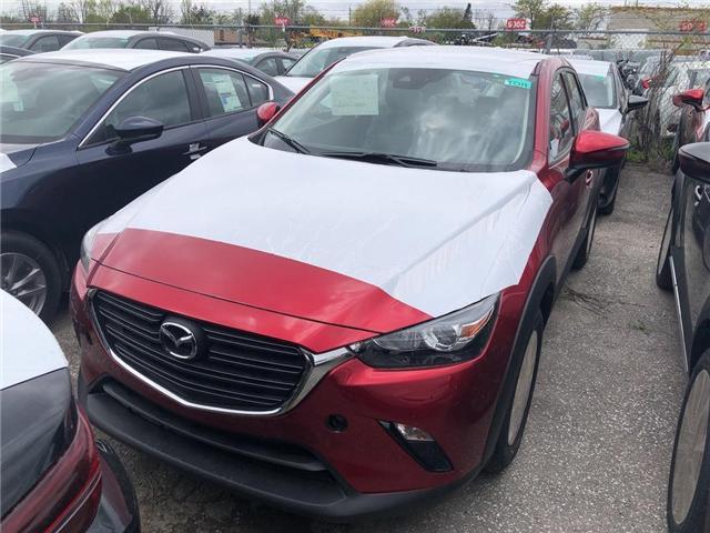 2019 Mazda CX-3 GS (Stk: 81892) in Toronto - Image 1 of 5
