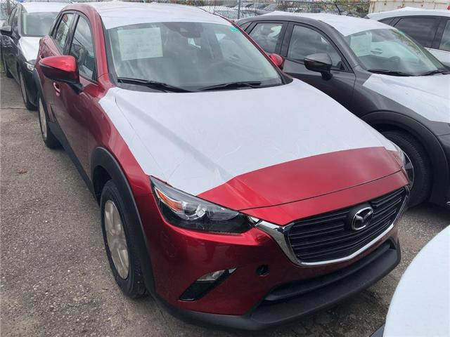 2019 Mazda CX-3 GS (Stk: 81892) in Toronto - Image 2 of 5