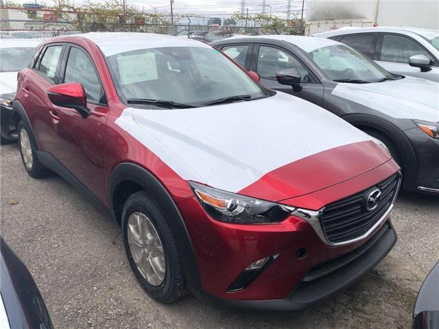 2019 Mazda CX-3 GS (Stk: 81892) in Toronto - Image 3 of 5