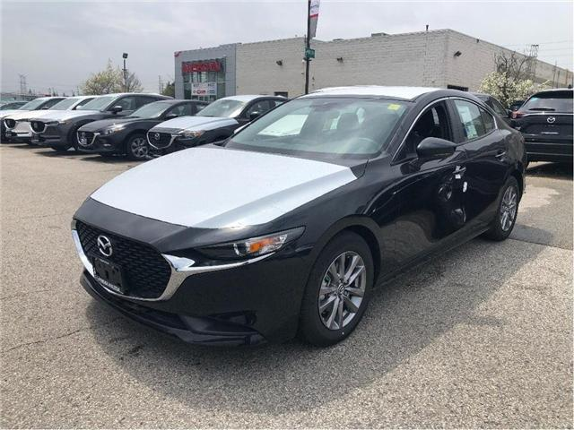 2019 Mazda Mazda3  (Stk: 19-375) in Woodbridge - Image 1 of 15