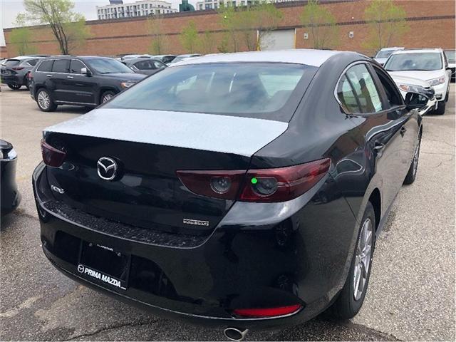2019 Mazda Mazda3  (Stk: 19-375) in Woodbridge - Image 5 of 15